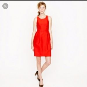 PRICE CUT - Jcrew fit and flare dress
